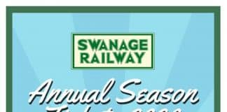 Annual Season Ticket // Credit Swanage Railway