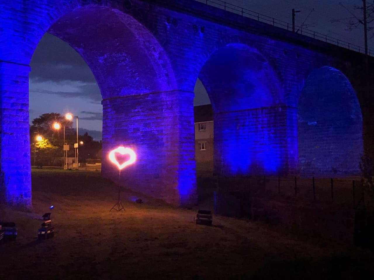 Coatdyke viaduct