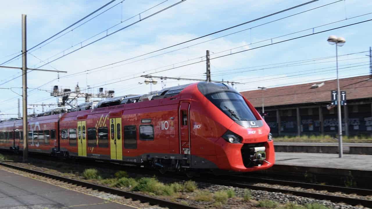 Coradia Polyvalent train