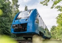 Hydrogen trains considered a success by Alstom