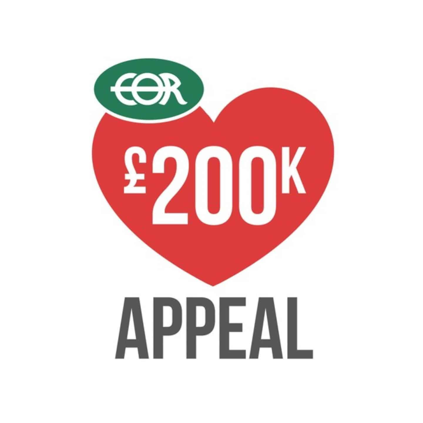 Epping Ongar Railway £200K Appeal // Credit EOR