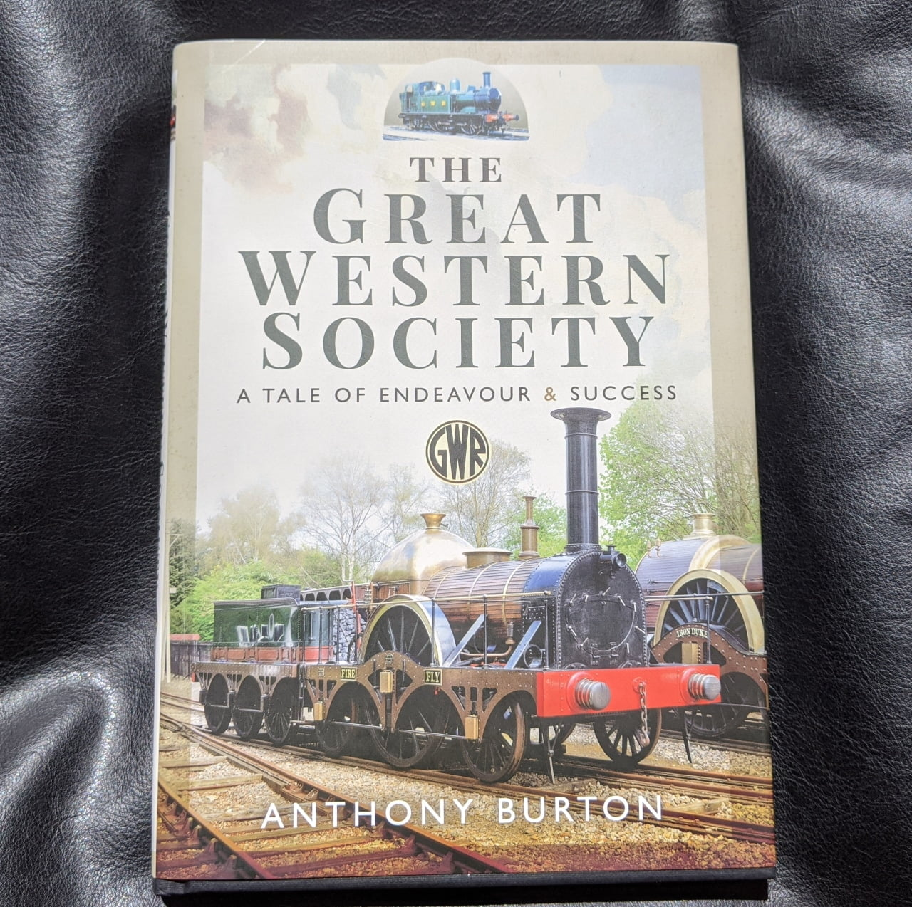 Book Review: The Great Western Society