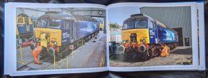 Kidderminster Diesel Depot - The Old Oak Common of Preservation book