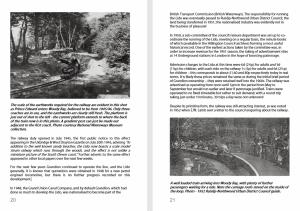 Ruislip Lido Railway 75th Anniversary book