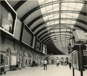 York Railway Station 1987 (002)