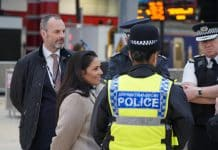 Priti Patel thanks County Lines Task Force