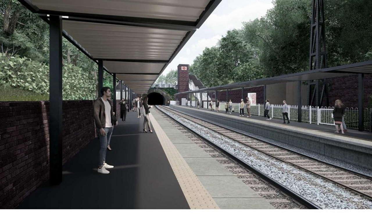moseley railway station
