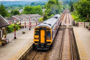 DalesRail to Carlisle train