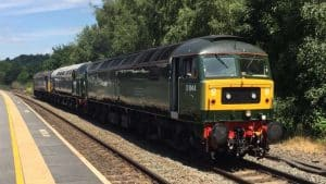 Class 47s to be used for new timetabled trains on settle and carlisle