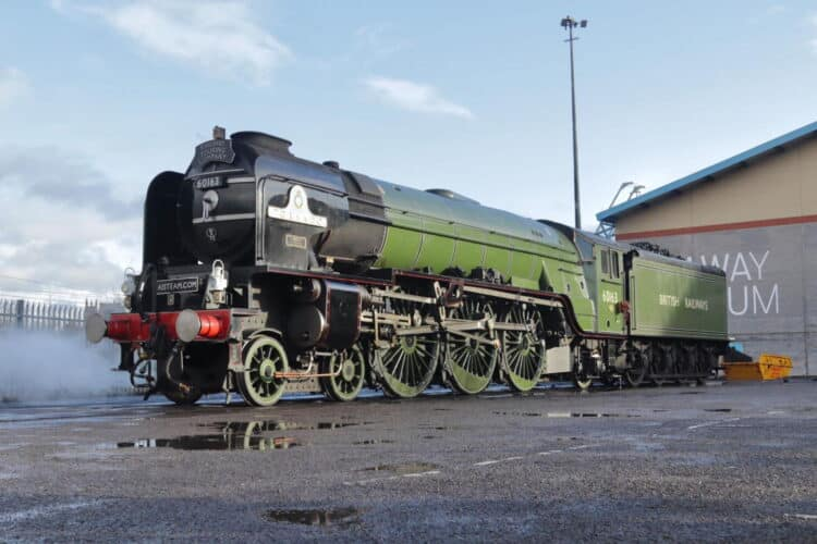 60163 Tornado at NRM York
