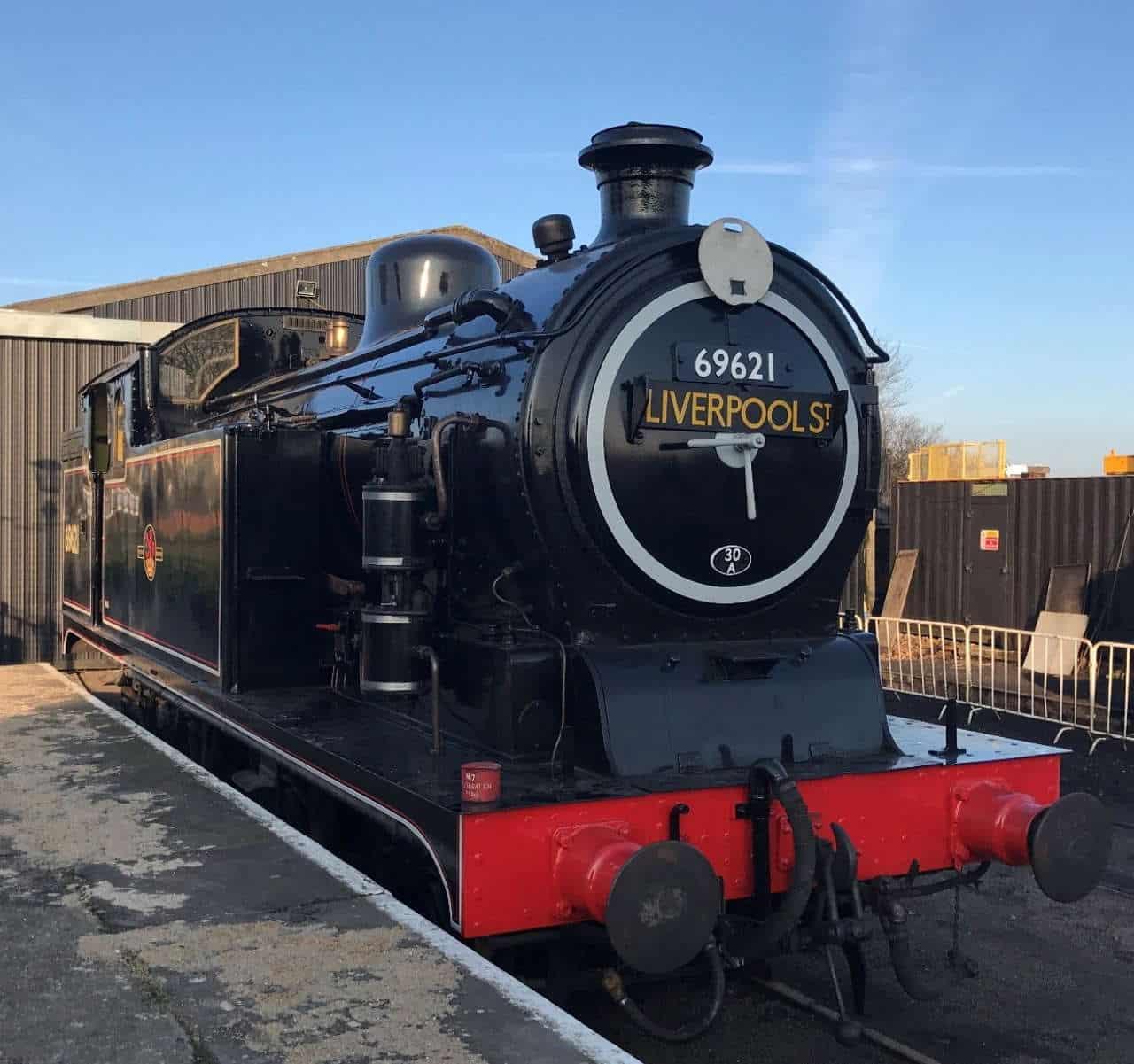 steam locomotive 69621 set to steam again in 2024