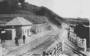 Bratton Fleming station