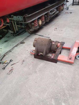 Alternator from BR MK2A // Credit Wensleydale Railway