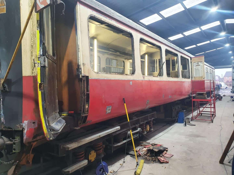 BR MK2A // Credit Wensleydale Railway