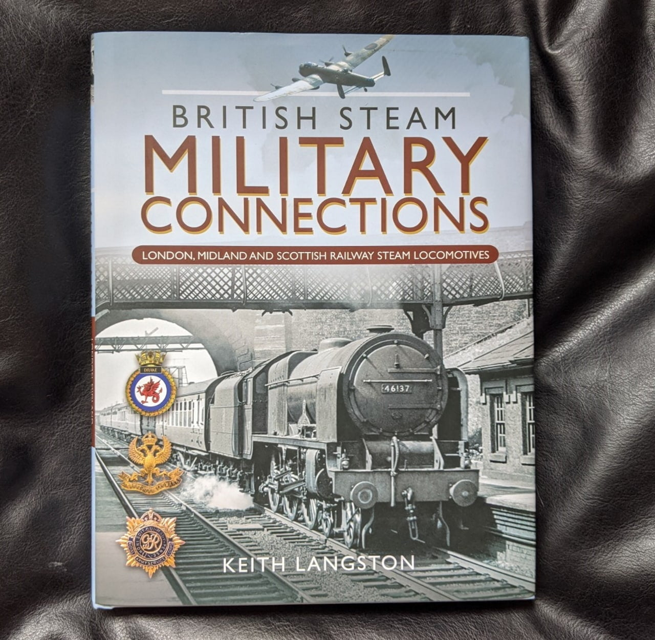British Steam Military Connections London Midland and Scottish Railways steam locomotives