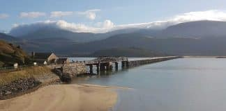 Barmouth bridge upgrade