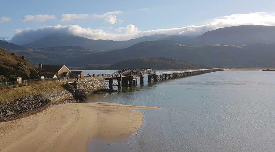 Barmouth bridge upgrade