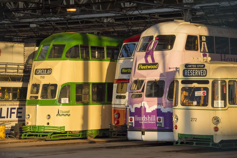 Blackpool Heritage Trams // Credit Blackpool Heritage Trams