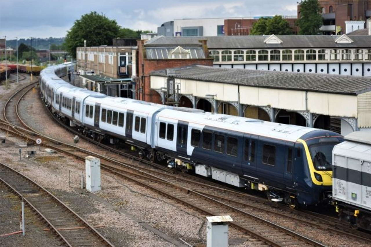 South Western Railway Class 701