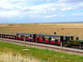 Cleethorpes Coast Light Railway // Credit Cleethorpes Coast Light Railway