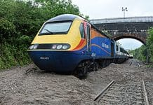 HST Corby Northamptonshire