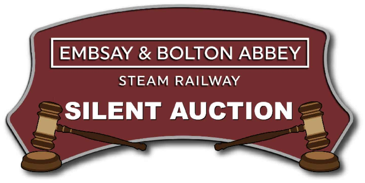 Embsay's Silent Auction // Credit Embsay and Bolton Abbey Steam Railway