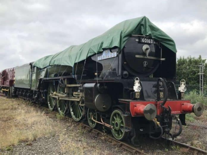 A1 60163 Tornado at the National Railway Museum