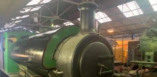 Jacks Green Front View // Credit The Small Loco Group
