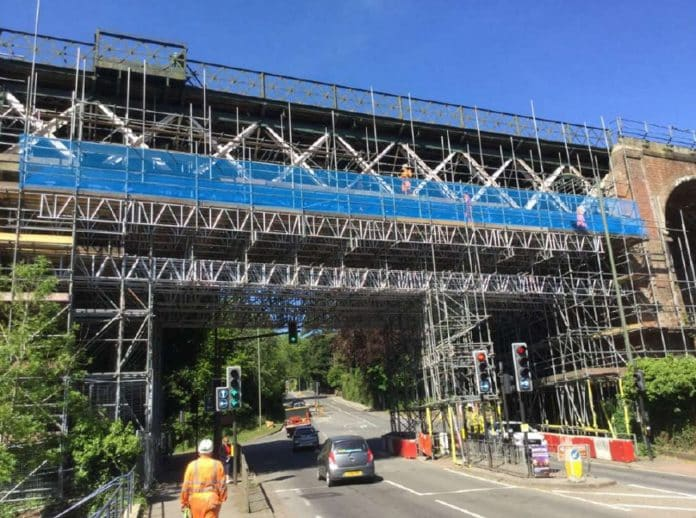 Oxted Viaduct