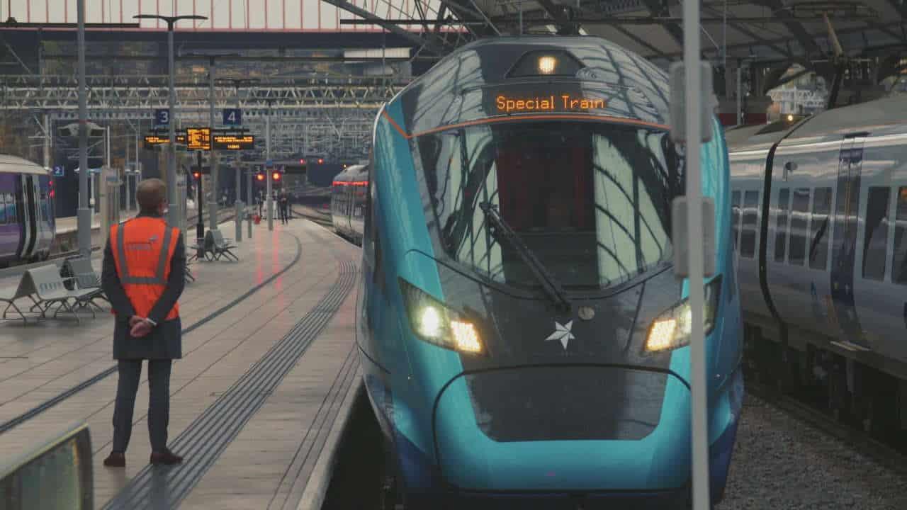 New trains for TransPennine Express