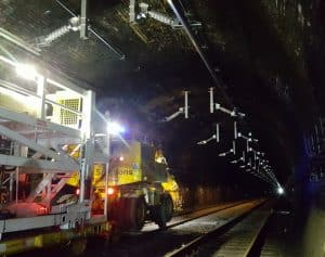 Severn Tunnel electrification