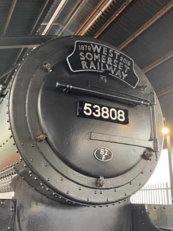 West Somerset Railway 40th Anniversary // Credit WSR
