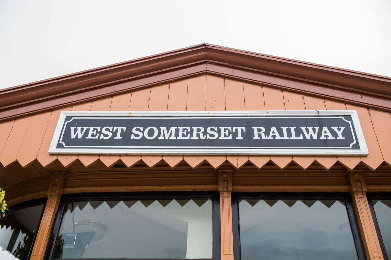 West Somerset Railway sign // Credit WSR