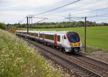 Greater Anglia Class 720