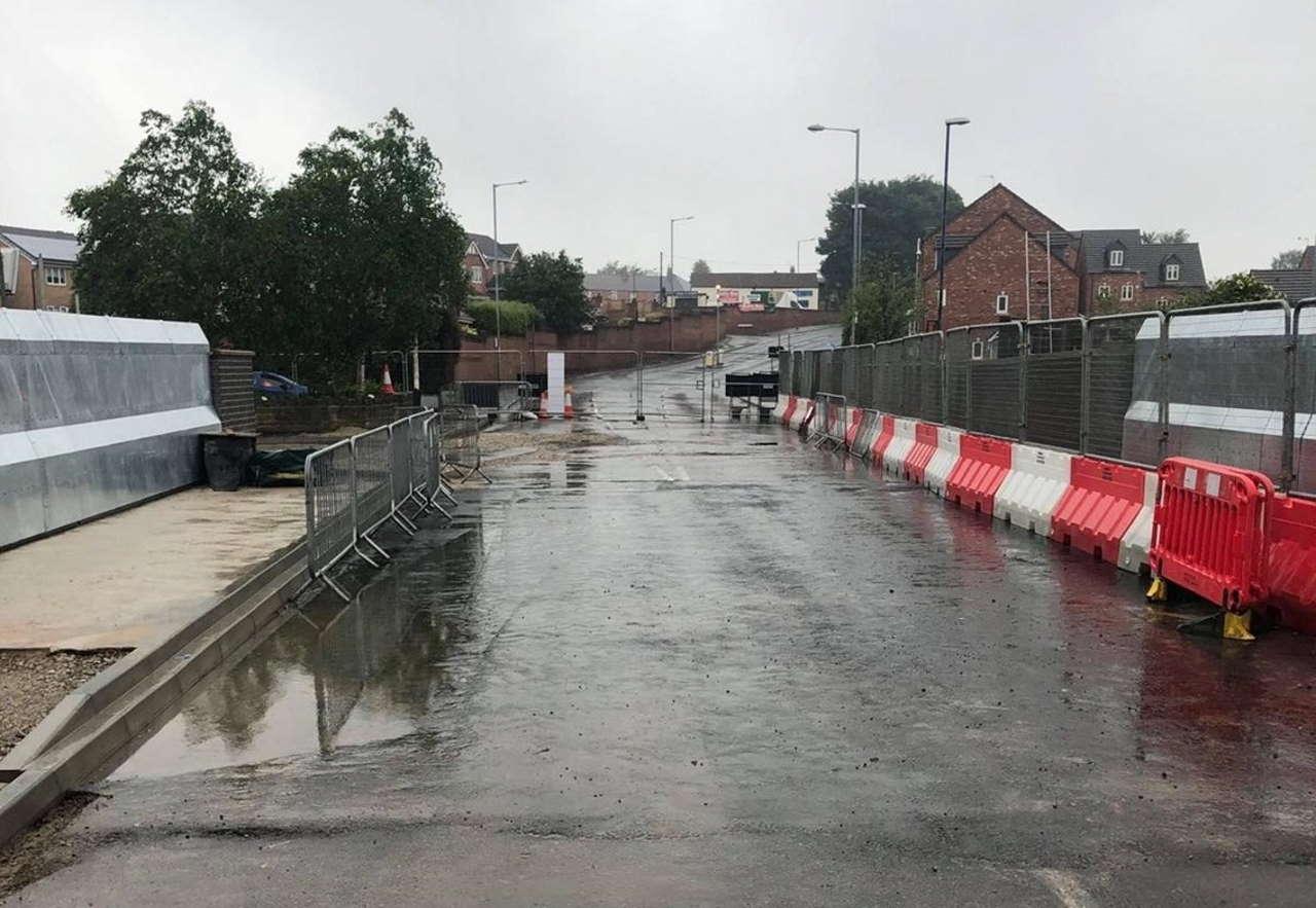 bridge in Barnsley