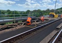 Clacton on Sea Railway Upgrade