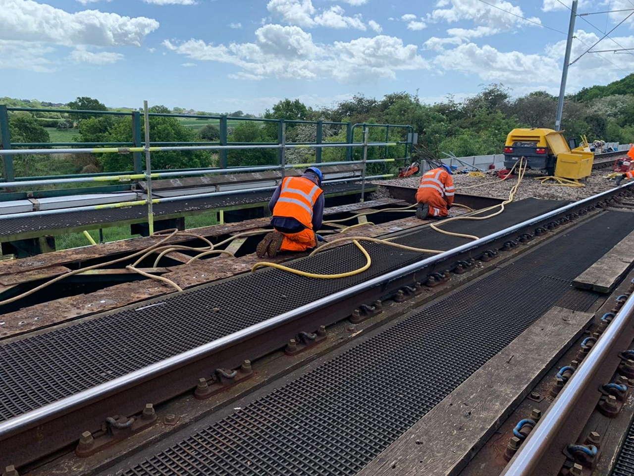 Clacton on Sea Railway Upgrade