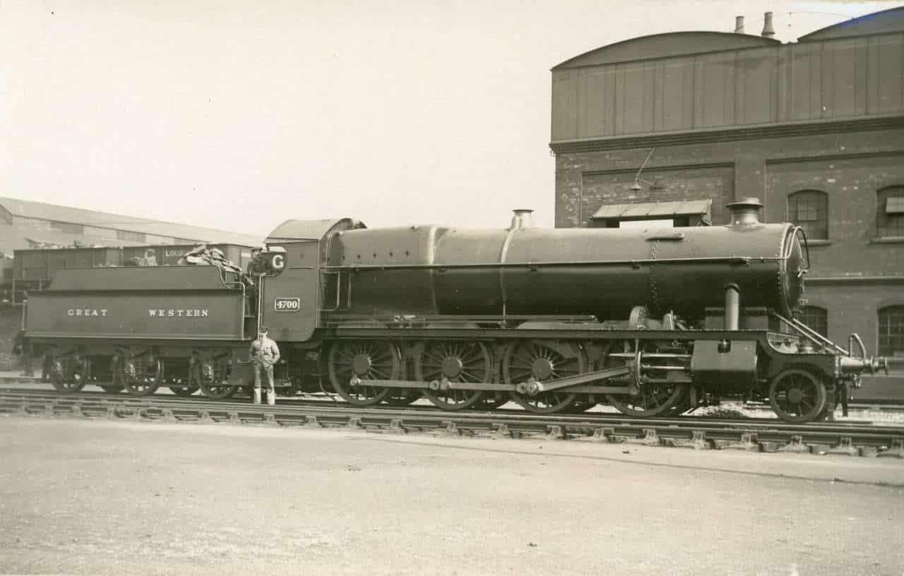 GWR 47XX No. 4709