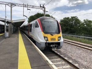 Bombardier Class 720 on test