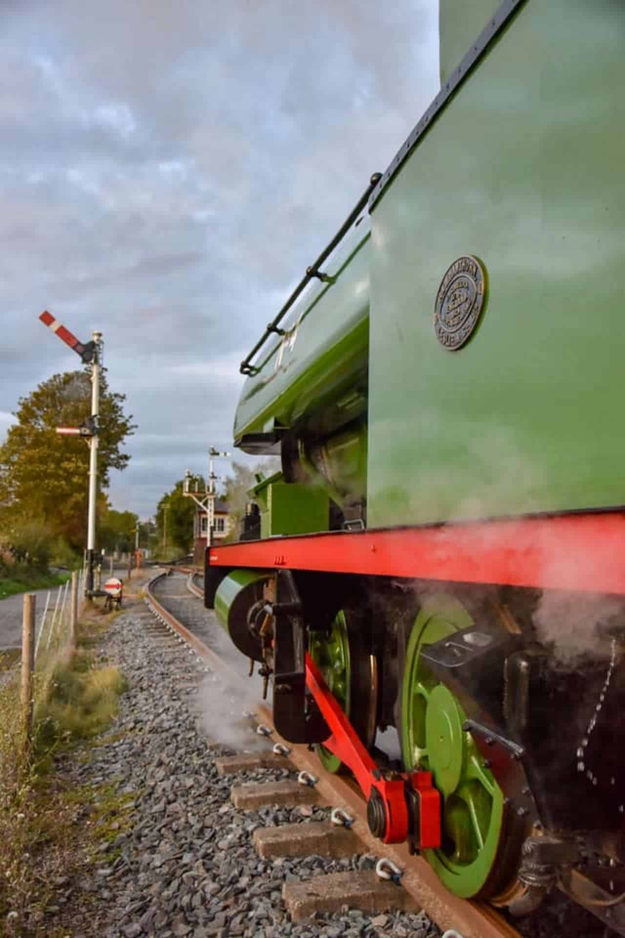 Northampton and Lamport Railway confirms reopening