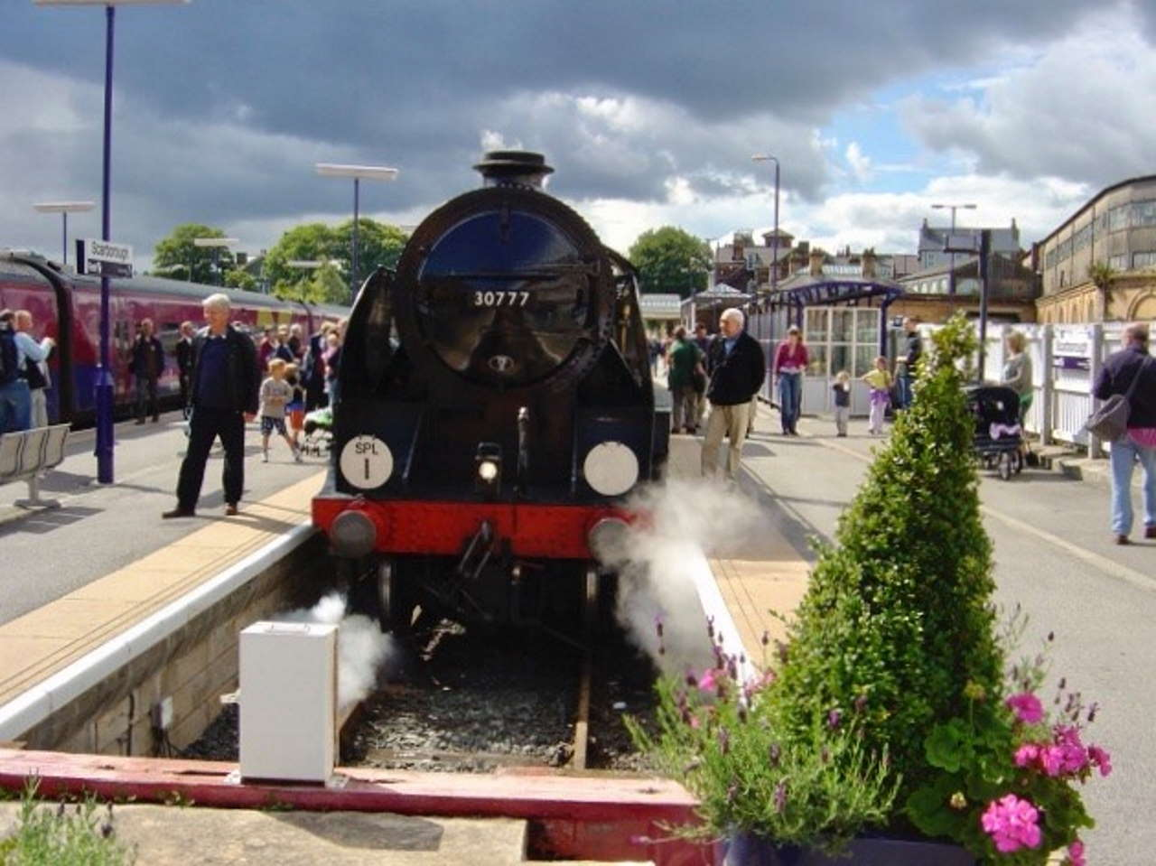 777 Sir Lamiel at Scarborough in 2006