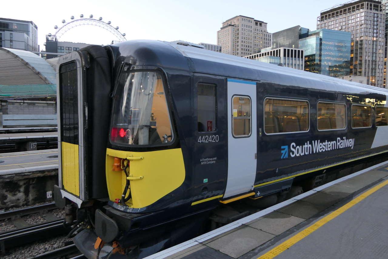 South Western Railway Class 442
