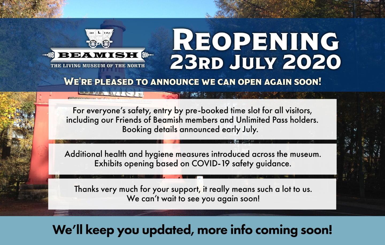 Beamish Museum // Credit Beamish Museum