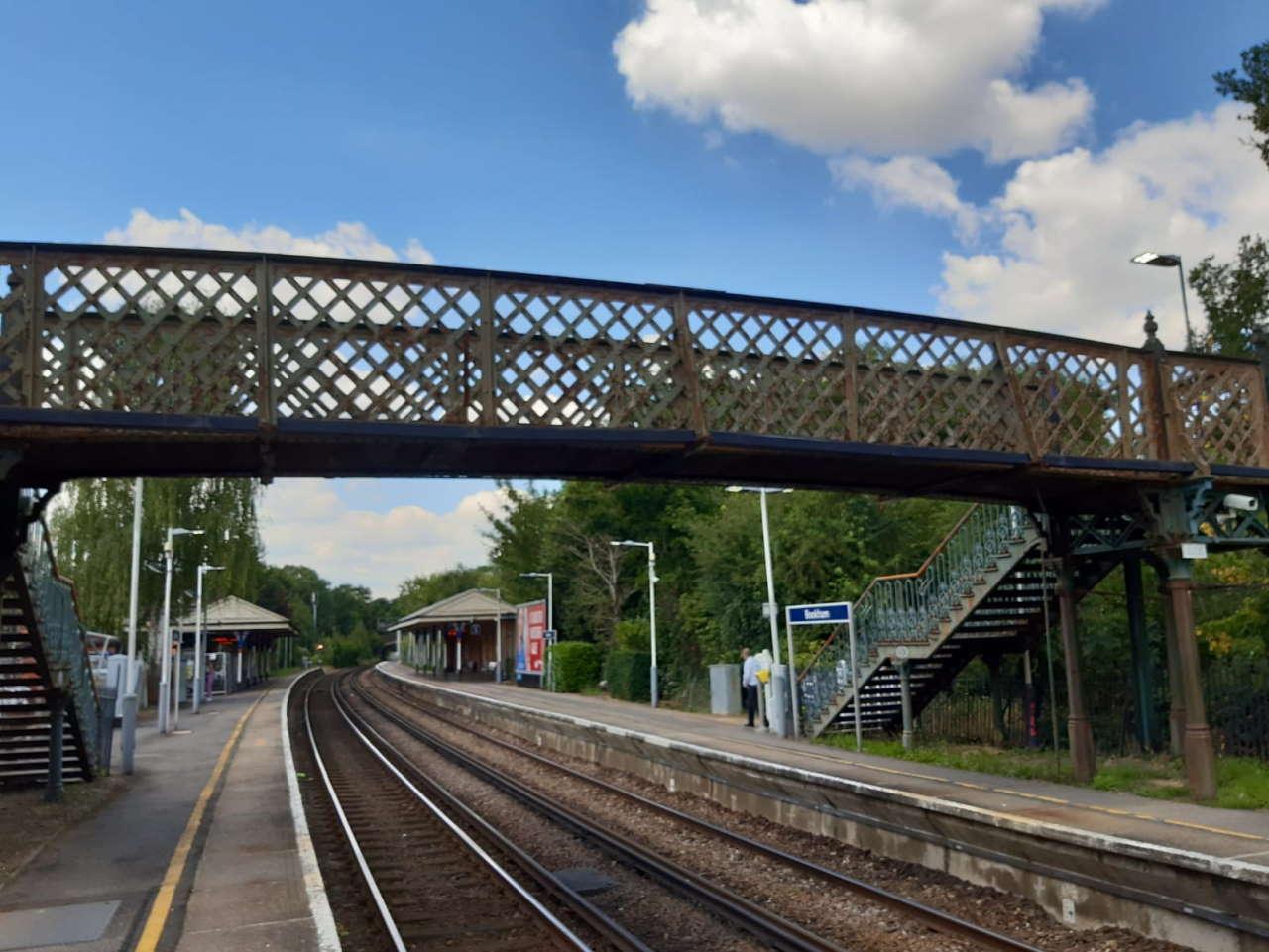 Bookham station set for refurbishment