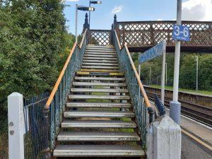 Steps set to be refurbished at Bookham