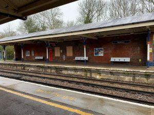 Brookham Station set for refurbishment