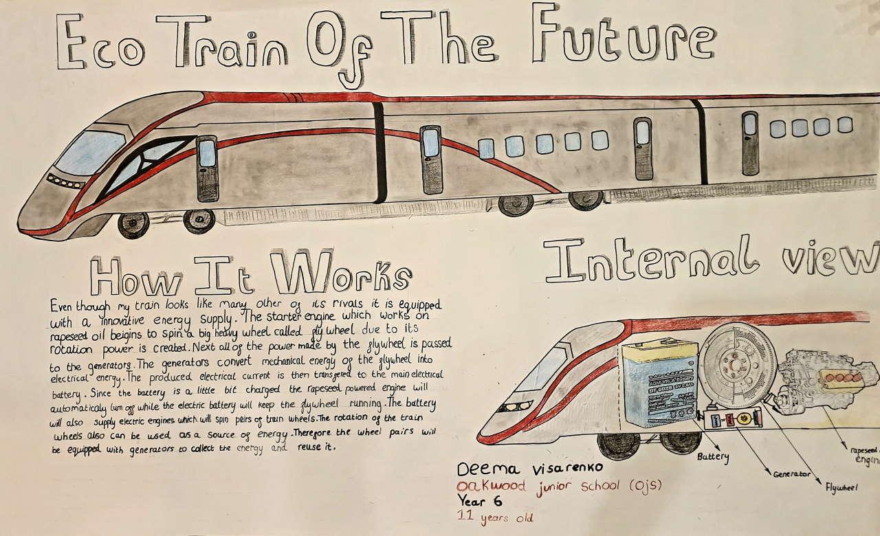 Eco train