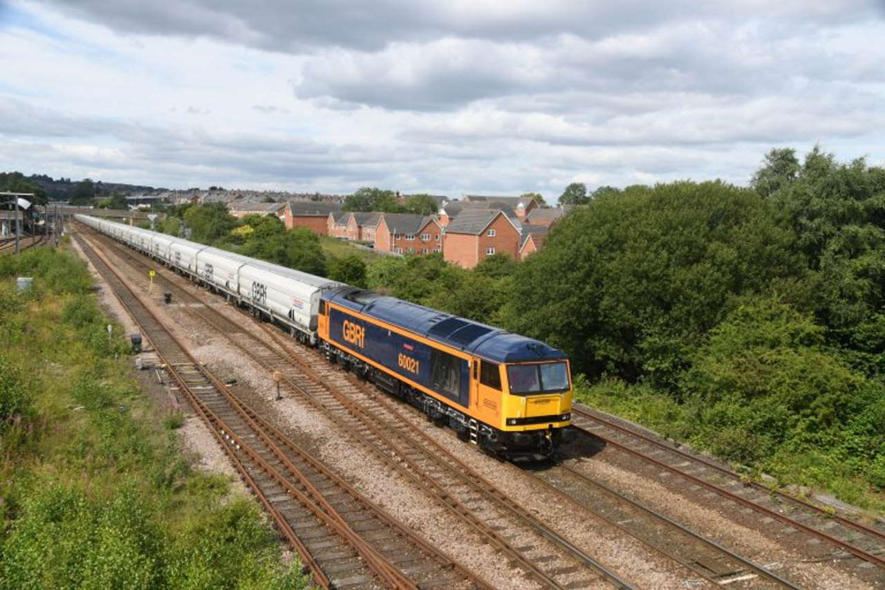 GB Railfreight Ken Short