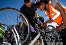 Get free cycle safety checks at West Midlands Railway stations this summer