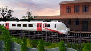 Hitachi Rail announce new partnership with Hyperdrive